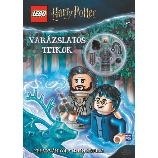 varazslatos-titkok-lego-harry-potter-ajandek-sirius-black-minifiguraval-foglalkoztatokonyv