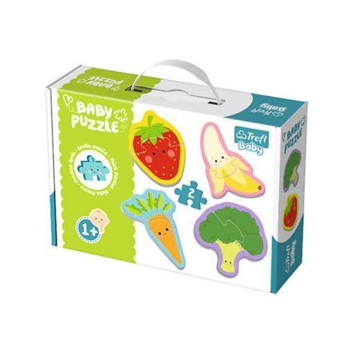 zoldsegek-es-gyumolcsok-baby-puzzle-trefl