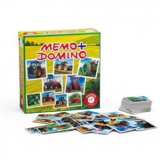 Memo_Domino_Traktorok_Memoriafejleszto
