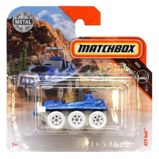 Matchbox_ATV_6x6_kisauto_Mattel