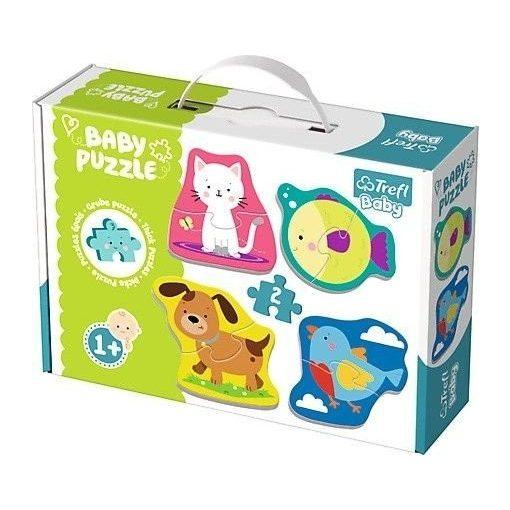 Hazi_allatok_Baby_Puzzle_Trefl
